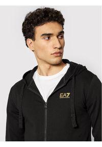 EA7 Emporio Armani Bluza 8NPM03 PJ05Z 0208 Czarny Regular Fit. Kolor: czarny