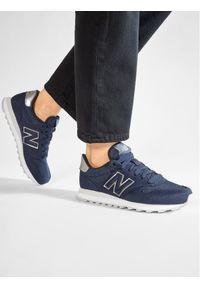 New Balance Sneakersy GW500TN1 Granatowy. Kolor: niebieski