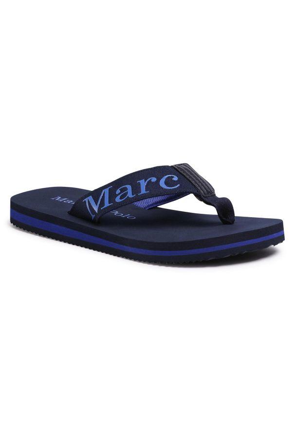 Niebieskie japonki Marc O'Polo na lato
