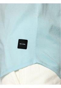 Only & Sons - ONLY & SONS T-Shirt Matt 22002973 Niebieski Regular Fit. Kolor: niebieski #4