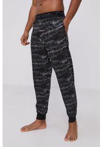 Calvin Klein Underwear - Spodnie piżamowe. Kolor: czarny