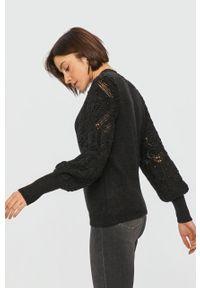 Szary sweter Answear Lab wakacyjny, długi, na co dzień, z długim rękawem