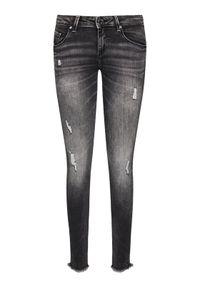 Guess Jeansy Skinny Fit Annette W0BA99 D466B Czarny Skinny Fit. Kolor: czarny