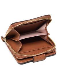 Brązowy portfel Liu Jo