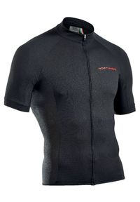 NORTHWAVE - Northwave Koszulka rowerowa męska Force Jersey. Materiał: jersey