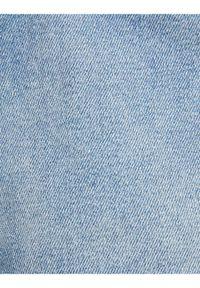 Morgan Szorty jeansowe 211-SHANTA Niebieski Relaxed Fit. Kolor: niebieski. Materiał: jeans