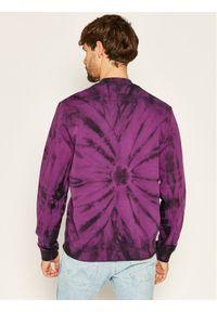 Fioletowa bluza Guess #5