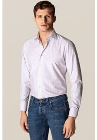 Eton - ETON - Koszula bawełniana. Typ kołnierza: kołnierzyk włoski. Materiał: bawełna