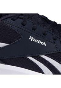 Buty Reebok - Lite 2.0 FU8550 Pownav/White/Pownav. Okazja: na co dzień. Kolor: niebieski. Materiał: skóra ekologiczna, materiał, skóra. Szerokość cholewki: normalna. Sport: bieganie, fitness