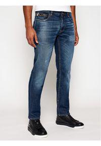 Niebieskie jeansy Just Cavalli