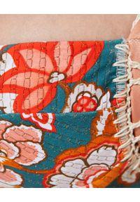 DEL MAAR - Top od bikini Kuxtal. Kolor: szary. Materiał: materiał