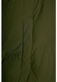 Oliwkowa kurtka Calvin Klein Jeans z kapturem