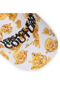 Biała czapka Versace Jeans Couture