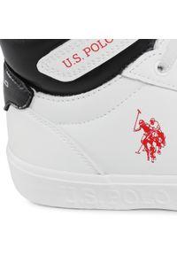 Białe półbuty U.S. Polo Assn