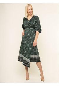 Zielona sukienka Marella na co dzień, casualowa
