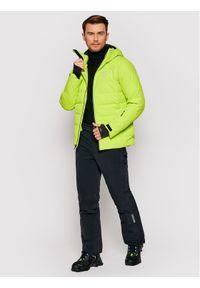 Rossignol Kurtka narciarska Rapide RLIMJ16 Zielony Regular Fit. Kolor: zielony. Sport: narciarstwo #6