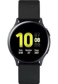 Czarny zegarek SAMSUNG smartwatch