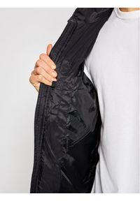 Kappa Kurtka puchowa Herold 308025 Czarny Regular Fit. Kolor: czarny. Materiał: puch
