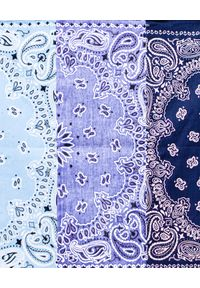 ARIZONA LOVE - Kolorowa torba Bandana z bawełny. Kolor: niebieski. Wzór: kolorowy
