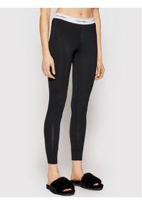 Calvin Klein Underwear Legginsy 0000D1632E Czarny Slim Fit. Kolor: czarny