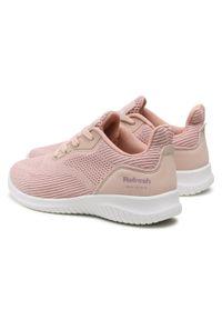 Refresh - Sneakersy REFRESH - 72940 Nude. Okazja: na co dzień. Kolor: różowy. Materiał: skóra ekologiczna, materiał. Szerokość cholewki: normalna. Styl: casual #6