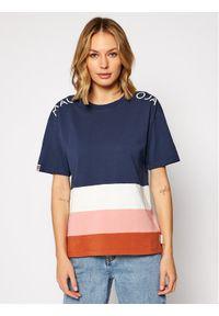Maloja T-Shirt SangkariM. 30407-1-8325 Kolorowy Regular Fit. Wzór: kolorowy