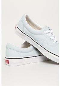 Vans - Tenisówki. Nosek buta: okrągły. Zapięcie: sznurówki. Kolor: niebieski. Materiał: guma