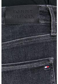 TOMMY HILFIGER - Tommy Hilfiger - Jeansy Harlem. Kolor: szary