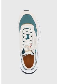 Reebok Classic - Buty Cl Legacy. Nosek buta: okrągły. Kolor: beżowy. Obcas: na platformie. Model: Reebok Classic