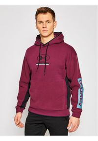 Under Armour Bluza Ua Pack 1357100 Fioletowy Loose Fit. Kolor: fioletowy