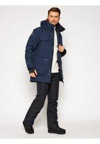Musto Kurtka żeglarska Evo Gtx 82038 Granatowy Regular Fit. Kolor: niebieski