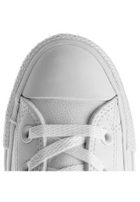 Converse Trampki Ct Ox 136823C Biały. Kolor: biały
