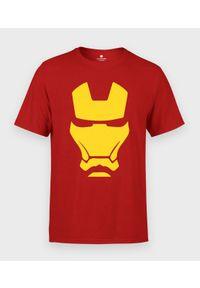 MegaKoszulki - Koszulka męska Iron mask. Materiał: bawełna