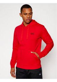 EA7 Emporio Armani Bluza 8NPM04 PJ05Z 1451 Czerwony Regular Fit. Kolor: czerwony