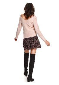 Różowy sweter TOP SECRET #7