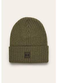 Zielona czapka Under Armour