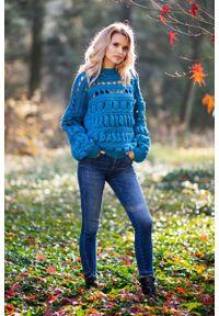 Morski sweter Fobya krótki