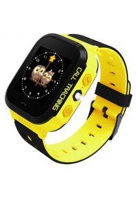 Żółty zegarek ART smartwatch