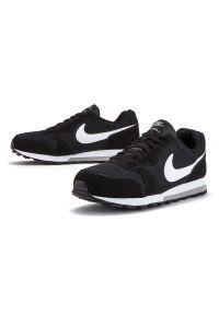 Nike - NIKE MD RUNNER 2 > 807316-001. Materiał: guma, syntetyk. Model: Nike MD Runner
