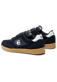 Etnies - Sneakersy ETNIES - Veer 410100516 Navy/Gum/White 463. Kolor: niebieski. Materiał: skóra ekologiczna, zamsz. Szerokość cholewki: normalna