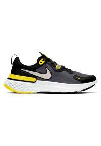 Buty męskie do biegania Nike React Miler CW1777. Materiał: skóra, guma. Szerokość cholewki: normalna. Sport: bieganie