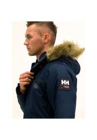 Niebieska kurtka turystyczna Helly Hansen #8