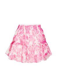 Różowa spódnica LoveShackFancy