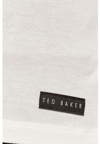Wielokolorowy t-shirt Ted Baker casualowy, na co dzień