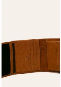 Brązowy portfel Strellson