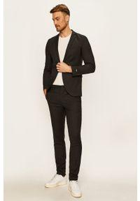 Czarne spodnie Premium by Jack&Jones