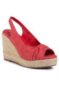 Czerwone sandały Xti