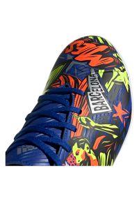 Adidas - Buty halowe adidas Nemeziz Messi 19.4 IN EH0594. Materiał: materiał, syntetyk. Szerokość cholewki: normalna. Wzór: gładki. Sezon: jesień