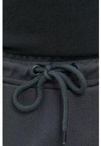 !SOLID - Spodnie. Kolor: szary. Materiał: dzianina