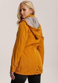 Żółta kurtka Renee
